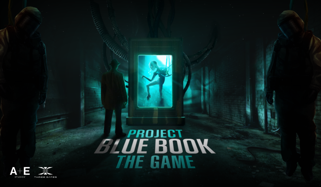 Project Blue Book The Game Image 2