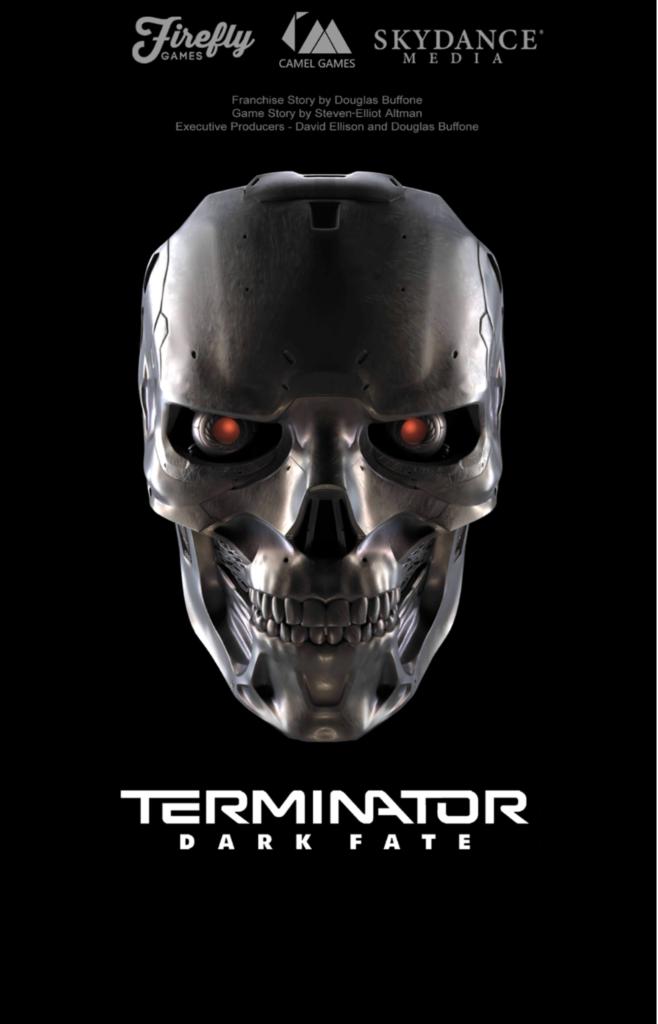 Terminator Cover Image
